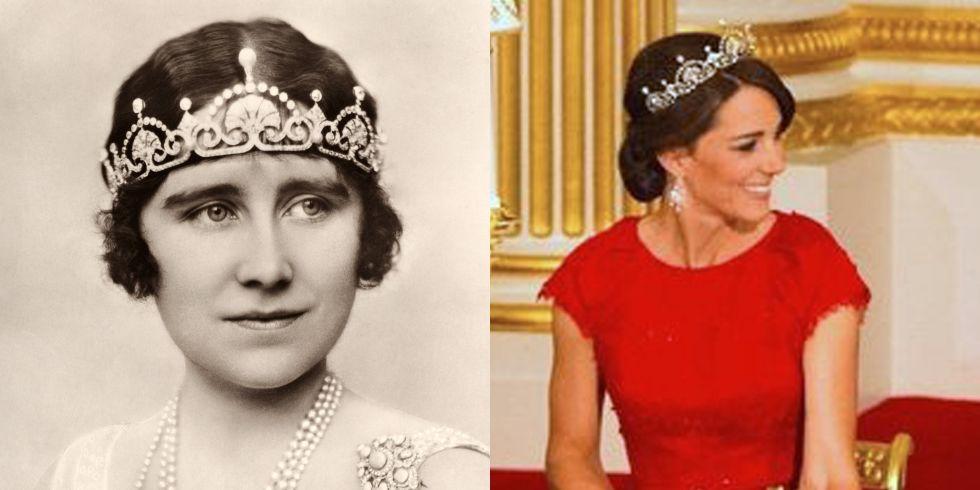 H λουλουδένια τιάρα έχει φορεθεί από την Kate Middleton 87286624f1c