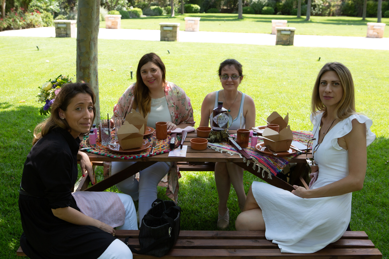 The annual and unusual picnic, το event
